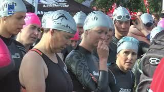 Marije Dankelman wint achtste triathlon Zwolle