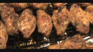 Lemon Oregano Crispy Chicken Wings - Super Bowl Wings - Superbowl