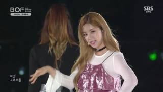 161001 Apink (에이핑크) Remember at Busan One Asia Festival