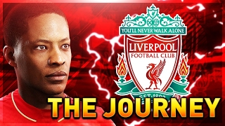 THE BEST GOALS OF ALEX HUNTER IN THE JOURNEY FIFA 17 STORY MODE!!
