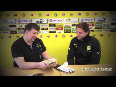 Exklusivinterview mit BVB Torwart Roman Weidenfeller