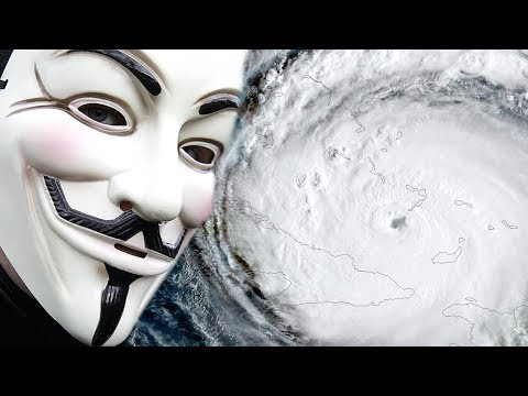 Anonymous - There is Something They Aren't Telling You... (WEATHER IN AMERICA 2017-2018)