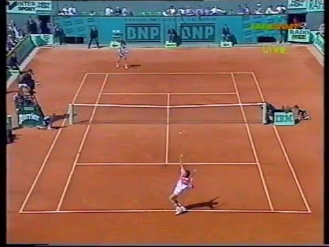ATP Roland Garros 94 Ivanisevic vs Gaudenzi 4th