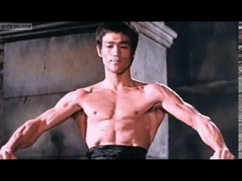 how to get strong like bruce lee