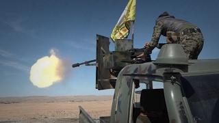 أخبار عربية - قوات سوريا الديمقرطية تتقدم في حي حطين غرب مدينة الرقة