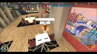 ROBLOX- How to glitch in Soro's Restaurant Kitchen!