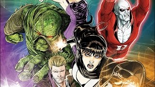 Justice League Dark Eyeing Cast & Directors