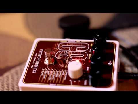 Electro Harmonix C9 Organ Machine your guitar for keyboard sounds Ear Witness Studios