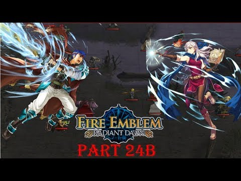 Fire Emblem Radiant Dawn Playthrough Part 24b Clash Ike Vs
