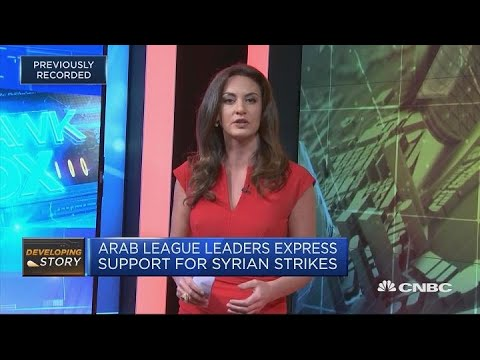 Here\'s the latest on the strikes in Syria | In The News