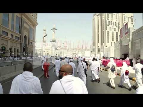 SAUDI ARABIA: HAJJ PILGRIMAGE TO MECCA