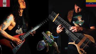 The Legend of Zelda - Zelda's Lullaby (Guitar) FELIX MARTIN & CHARLIE PARRA