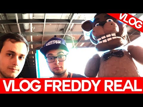 VLOG - MAX SI PINK vs FREDDY IN REALITATE