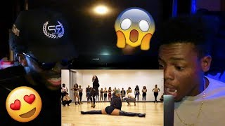 When We | Tank | Choreography by Aliya Janell | #QueensNLettos *REACTION*