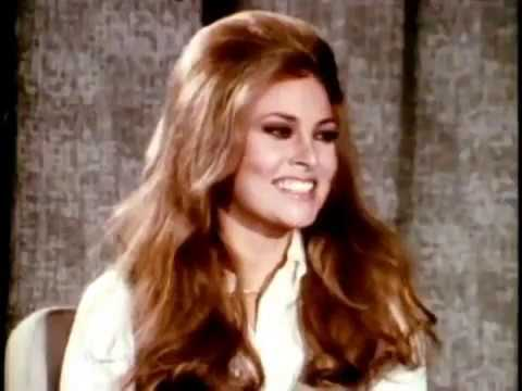 Raquel Welch » 🌸 « Everybody's Talkin' (1970) + Interview
