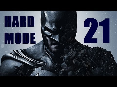 "Batman: Arkham Origins | Hard Difficulty Guide | Part 21 ""Gotham City Royal Hotel"""