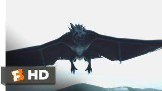 Dragon Crusaders 2011 Dragon Vs Gargoyle Scene 10 10 Movieclips