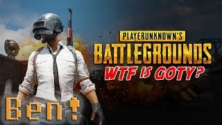 PUBG for GOTY? What's Going On? | Ben's OP Game Show Ep. 106 (Pt. 2)