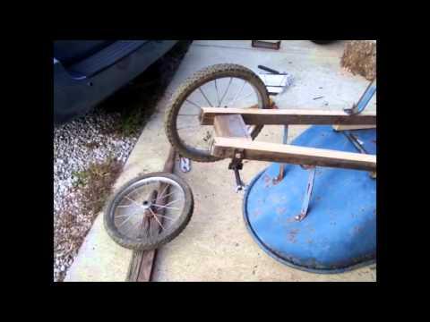 DIY Wheelbarrow Repair v2