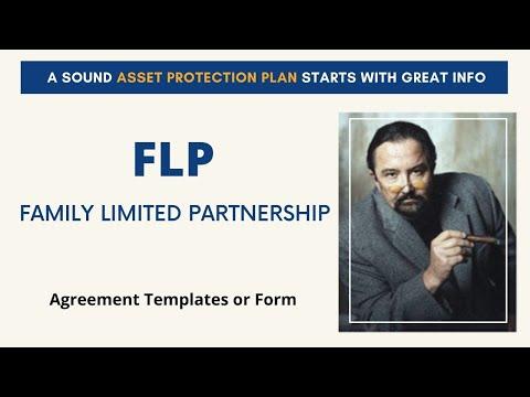 Family Limited Partnership (FLP) Vs Trust Or LLC - Offshore Trust