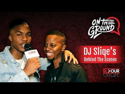 On The Ground: BTS With DJ Sliqe ft Zingah, Shane Eagle, Tweezy, DJ Radix & DJ D Double D