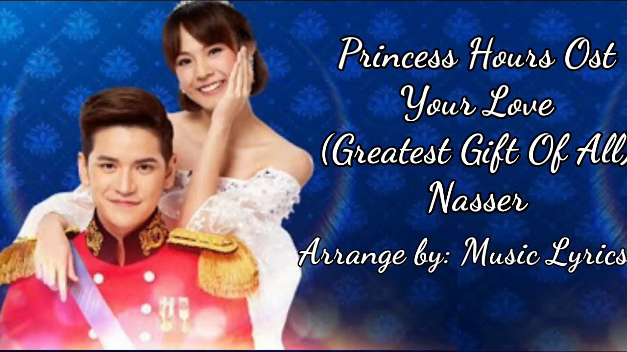 (Greatest Gift Of All) Your Love-Nasser/[Lyrics]