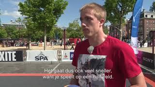 Jouw Noord-Holland - Urban Sports Week krijgt jongeren in beweging