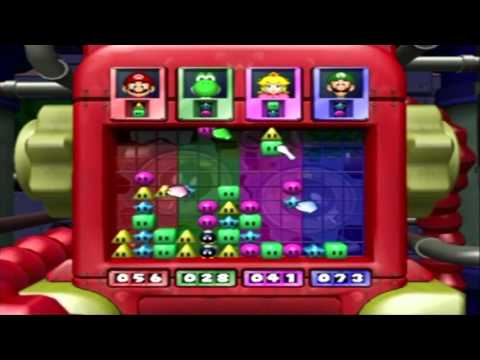 Mario Party 4 Minigame- Bob-omb breakers