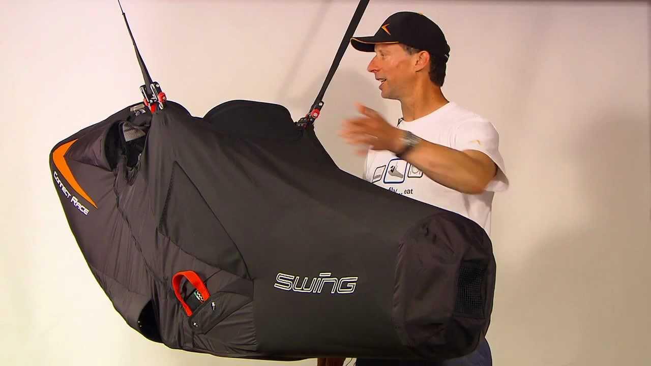 swing connect race xc and race paragliding harness gleitschirm gurtzeug f r xc und wettkampf [ 1280 x 720 Pixel ]