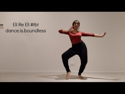 Eli Re Eli Freestyle Dance || dance.is.boundless