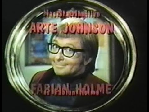 Comedy Pilot Arte Johnson & Arlene Golonka in Call Holme