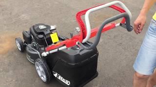 Газонокосарка бензинова EFCO LR 48 TK Allroad Plus 4. Поради щодо купівлі та експлуатації.