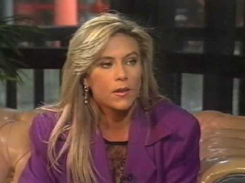 """Samantha Fox Excellent Interview """"This Morning"""" 1992"""