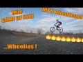 MTB Abenteuer, Mini GAME OF BIKE Und ...Wheelies !