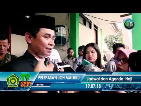 1090 Jamaah Haji Maluku Siap Dilepas Menuju Tanah Suci