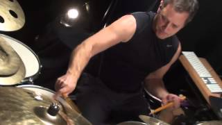 Dave Weckl Pledge Music Preview Sneak Preview