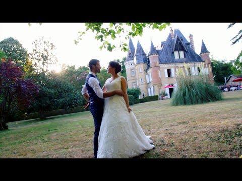 Trouwen Chateau Le Haget