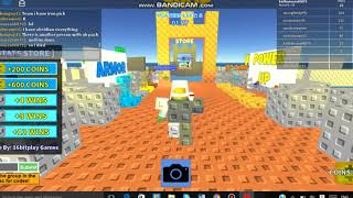 I play games on roblox