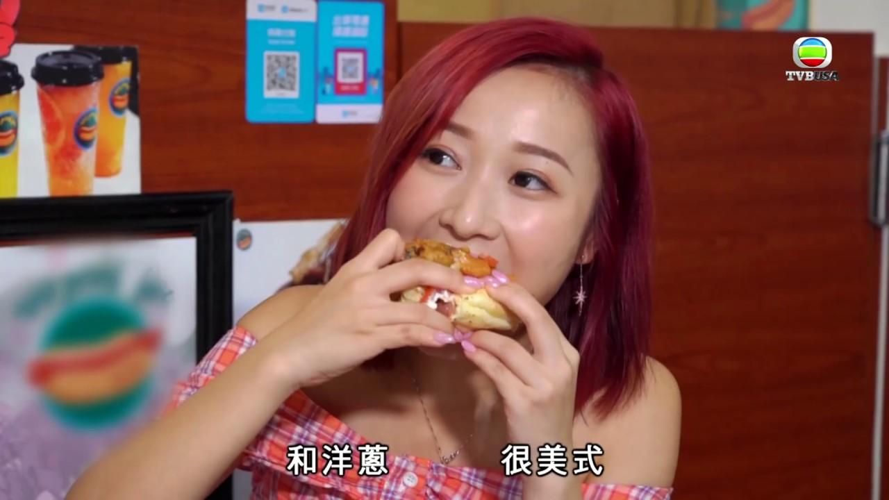 香港美食一條街 | 西貢9款特色熱狗 首長選軟殼蟹黑松露 - YouTube