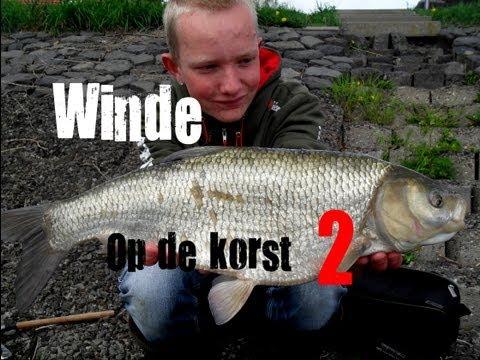 HLpredatorTEAM - Winde vissen met de korst II