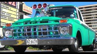 Farm Truck Pro Street Hauls Hay LOL