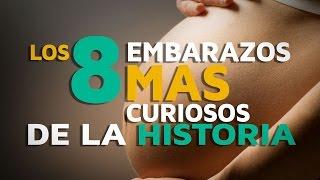 Los 8 embarazos más curiosos de la historia