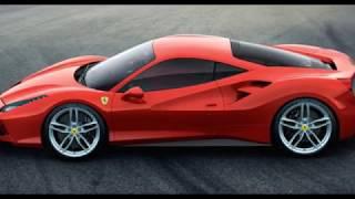 Ferrari Ferrari 488 GTB スペック 新型 Ferrari 488 GTB 全長 4568mm ...