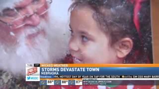 Wicked Weather: 1 Dead, 19 Hurt in Nebraska Tornadoes