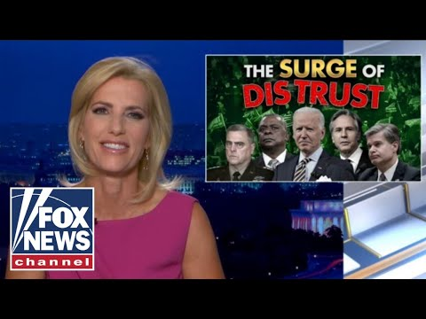 Ingraham warns the US military is in crisis