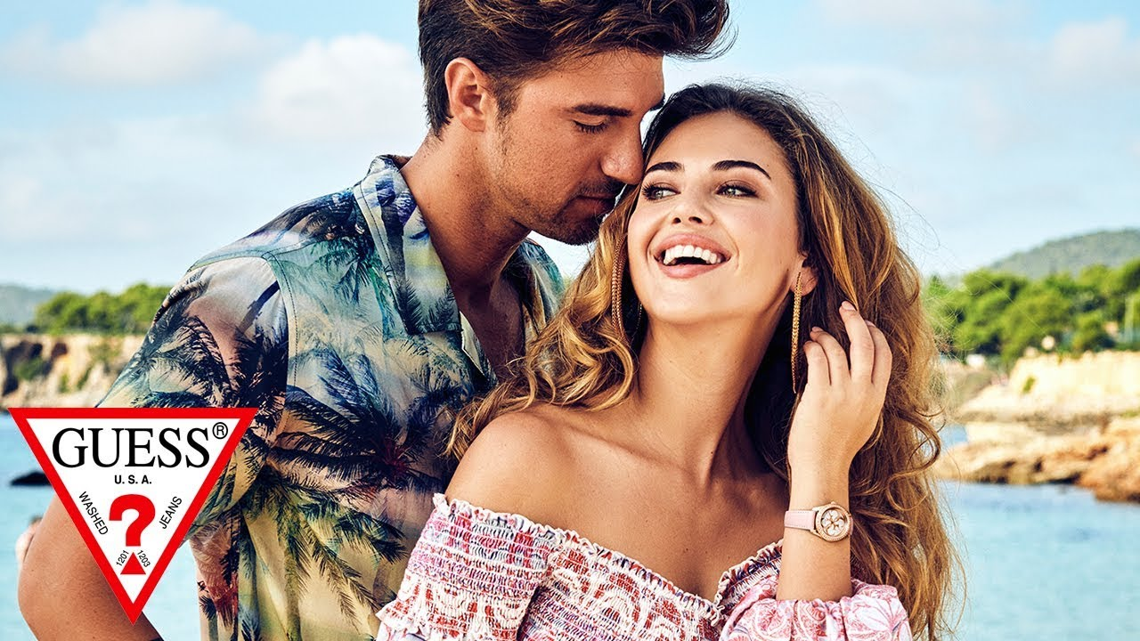 best service 7b950 e549e Behind The Scenes: GUESS & Accessories Spring 2019 Campaign
