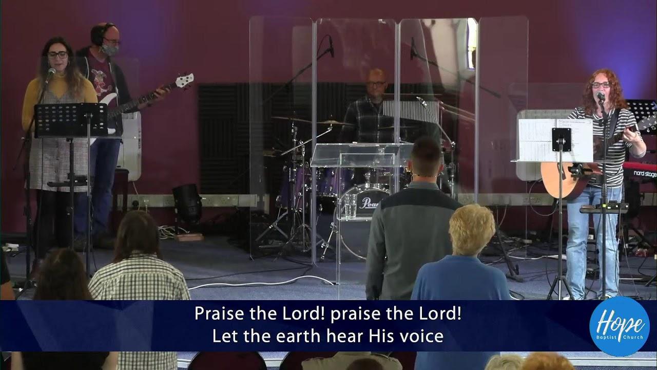 Church Online - 12th September 2021
