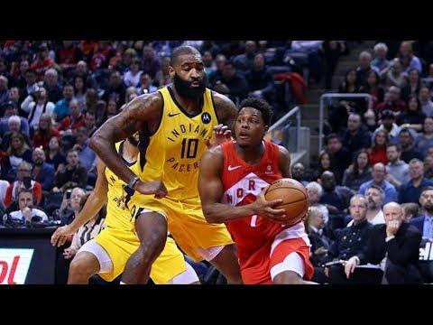 Kyle Lowry Returns From Injury vs Pacers! 2018-19 NBA Season