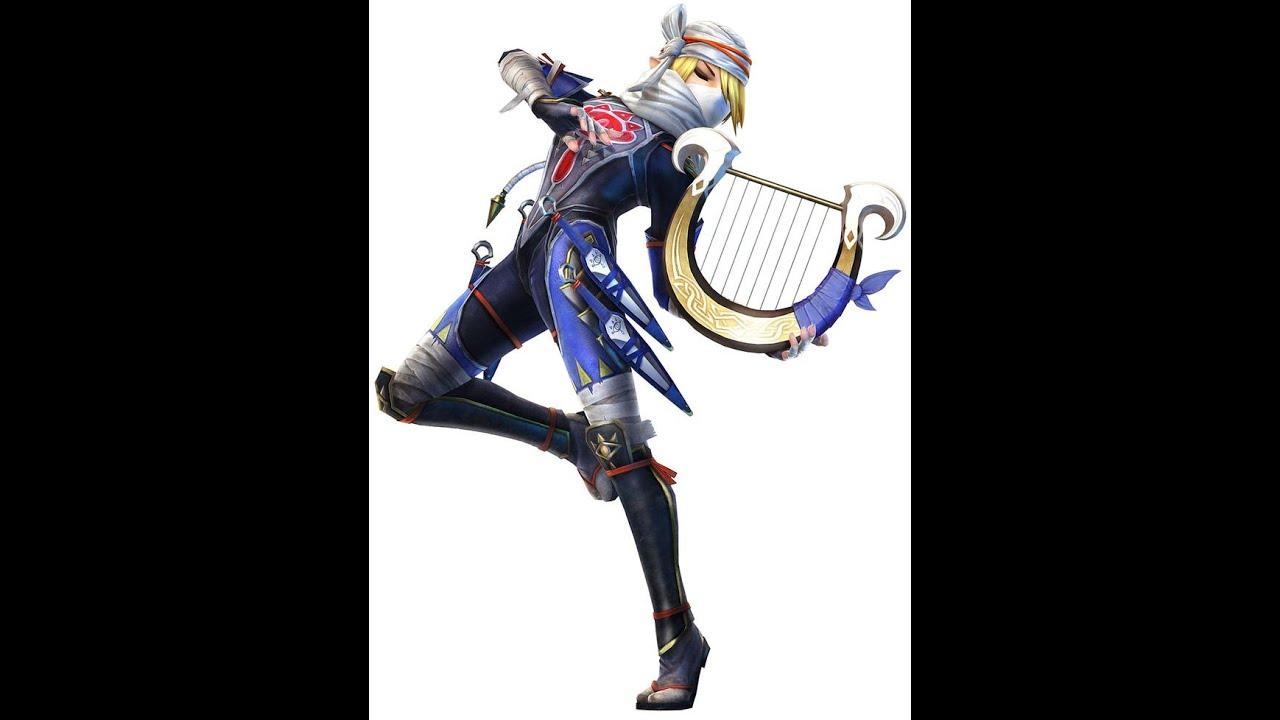 Sheik The Legend Of Zelda Hyrule Warrirors Cosplay Tutorial Part 2