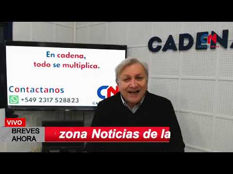 BREVES EN CADENA -Vecinos de Diamantina piden luz led y cloacas- Mirá el gol de José Paradela.